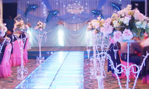 Different background music for different wedding stages Wedding