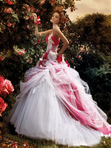 Pink Wedding Dresses Wedding Dresses Special Occasion