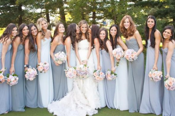 How to choose the bridesmaid dresses styles according to ...